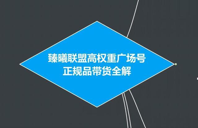 臻曦联盟抖音高权重广场号无人直播正规品带货全解【视频教程】